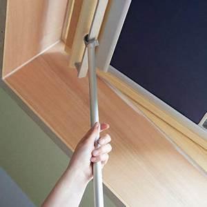 Rideau Pour Velux : barre a rideau velux ~ Melissatoandfro.com Idées de Décoration