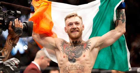 times ufc fighter conor mcgregor totally crushed