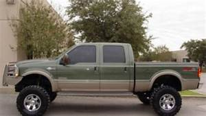 2003 F350 King Ranch In Green