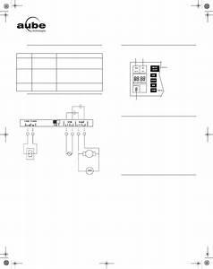Aube Technologies Ti040 User U0026 39 S Manual