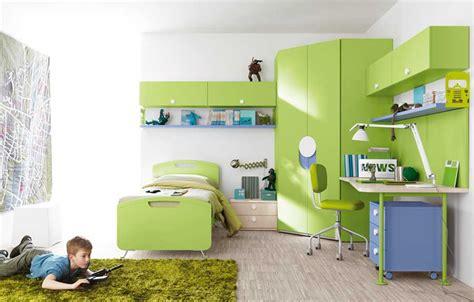 Ideen Kinderzimmer Junge Mit Installation Hellgrün Schlafmöbel