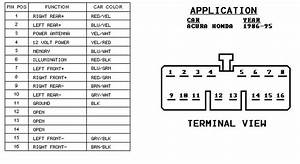 2010 Honda Crv Car Stereo Wiring Diagram