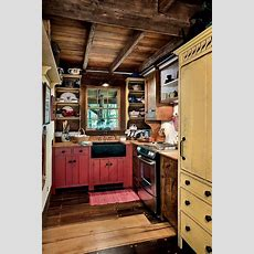 25+ Best Rustic Cabin Kitchens Ideas On Pinterest Rustic