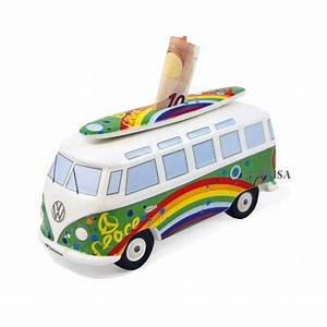 Mein Klarna Rechnung : spardose vw bus mit surfbrett peace online kaufen online shop ~ Themetempest.com Abrechnung