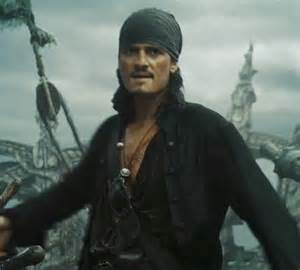 Captain Will Turner Pirates of the Caribbean