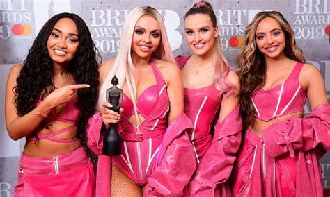 Little Mix Throw Shade At Simon Cowell With 'Not A Pop ...