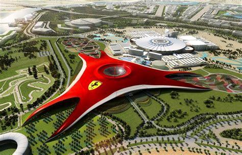Dubai Ferrari World Theme Park