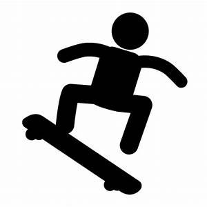 Skateboard - Pictogram - Free - ClipArt Best - ClipArt Best