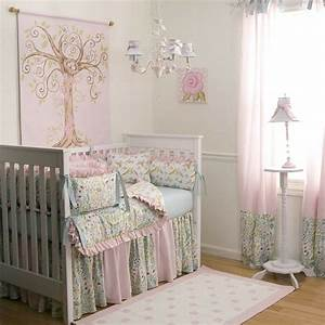 decoration chambre bebe fille 99 idees photos et astuces With deco chambre bebe design