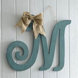 85 best images about monogram gifts on pinterest With kirklands wall letters