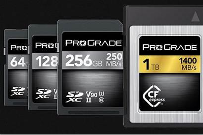 Memory Digital Cfexpress Prograde 1tb Card Write