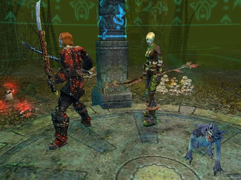 dungeon siege 3 controls dungeon siege ii screenshots gamewatcher