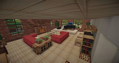 traditional brick house minecraft house design