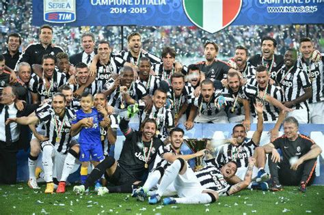 Juventus beats Napoli to celebrate league and cup double ...