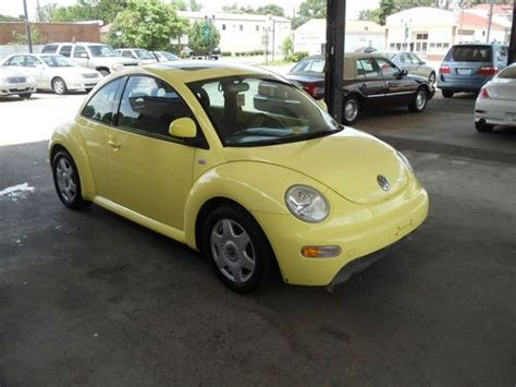 2000 Volkswagen Beetle 1 8 Turbo by Purchase Used 2000 Volkswagen New Beetle 1 8t Turbo No