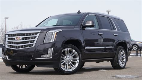2020 Cadillac Escalade For Sale by 2018 Cadillac Escalade Premium Luxury 4wd For Sale 84885