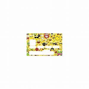 Automate Essence Carte Bancaire : stickers smiley cb univers carte bancaire etiquette autocollant ~ Medecine-chirurgie-esthetiques.com Avis de Voitures