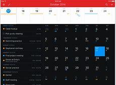 Flexibits Fantastical 2 for iPad Calendars and