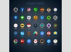 Supernova Icons by Sinisa91G on DeviantArt