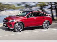 New GLE Coupe is Mercedes' Solution to its BMW X6 Problem
