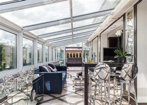 15 Amazing Contemporary Sunroom Designs You're Gonna Love