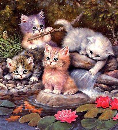 Animated Kittens Sweet Kitten Fanpop Fan Cats