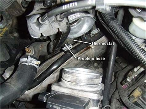 solved    thermostat located    pontiac