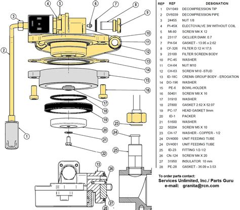 Espresso Maker Schematic by Saeco Vienna Wiring Diagram Wiring Diagram Fretboard