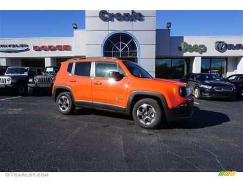 jeep renegade orange 2017 2017 omaha orange jeep renegade sport 117319280 photo 7