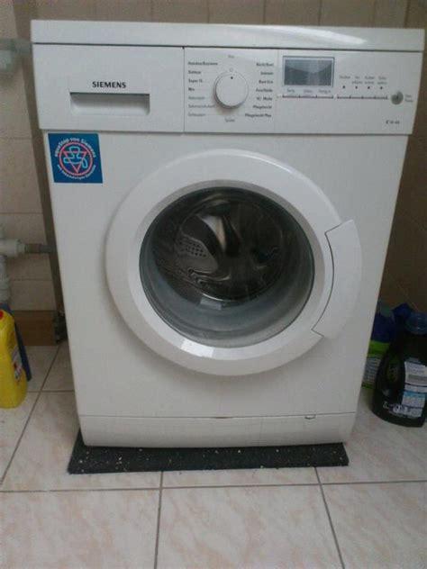 siemens e14 4s waschmaschine waschmaschine siemens e14 44 in gaildorf waschmaschinen kaufen und verkaufen 252 ber