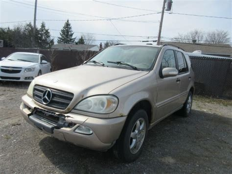 Find your next new and used cars in ontario on autocatch.com. 2004 Mercedes-Benz M-Class 3,7 L | Cars & Trucks ...