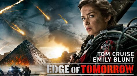 emily blunt  edge  tomorrow wallpapers hd wallpapers