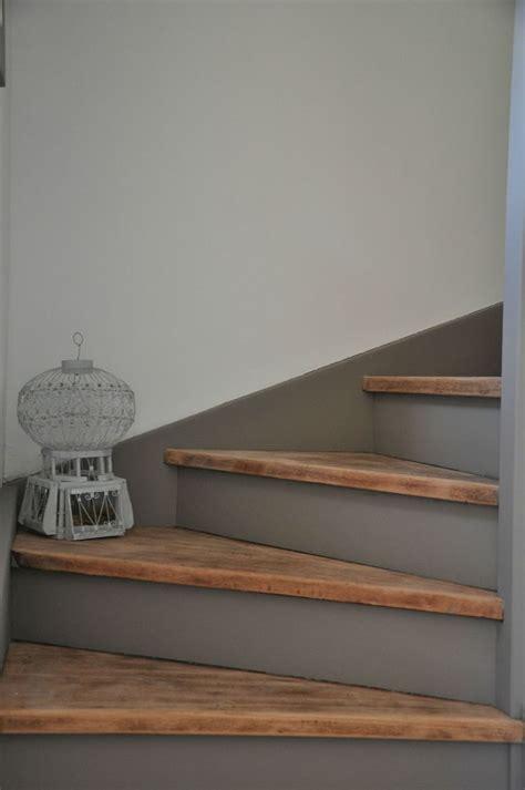chambre gris perle et blanc les 25 meilleures idées concernant escaliers peints sur