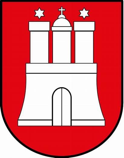 Hamburg Wappen Deutschland Firmen