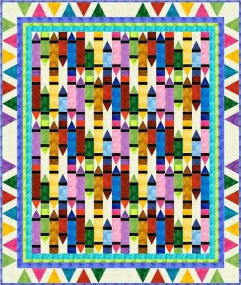 Coloring Quilt Blocks With Crayons by 13 Best Quilt Patterns Images On Crayons