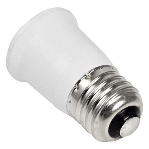 light bulb extender mengsled mengs 174 e26 to e26 led light bulb l socket