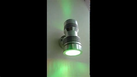 jcc lighting combiled colour changing wall light jc71149