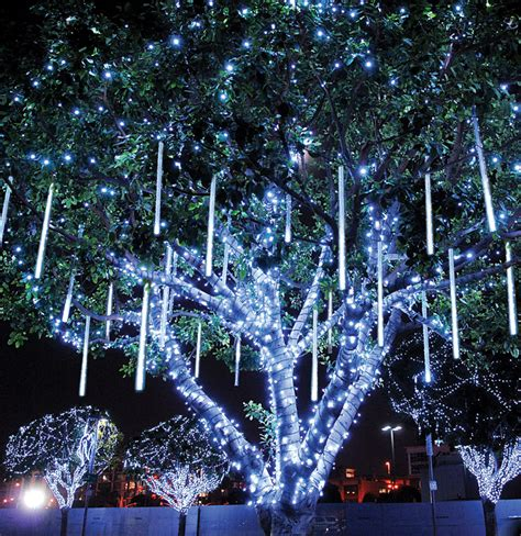 christmas lights in trees outdoor lighting perspectives