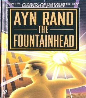 l hubbard ayn rand mavrky book review the fountainhead by ayn rand