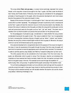 essay on a rainy day for class 8