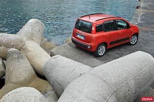 Nouvelle Fiat Panda : la nouvelle fiat panda l 39 essai photo 2 l 39 argus ~ Maxctalentgroup.com Avis de Voitures