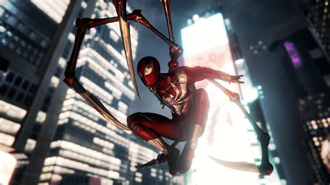 Spiderman Suit Ps4 Superheroes Wallpapers, Spiderman Ps4 Wallpapers, Ps Games Wallpapers, Hd