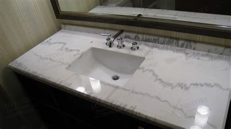 china landscape white marble bathroom countertop marble