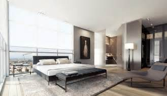 Apartment Bedroom Decorating Ideas 1 Black White Gray Bedroom Decor Interior Design Ideas