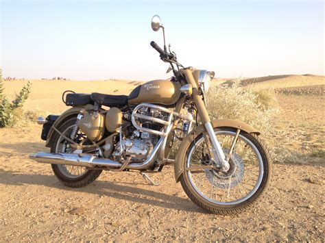 Enfield Classic 500 Picture by Royal Enfield Classic 500 Desert 35 Hd