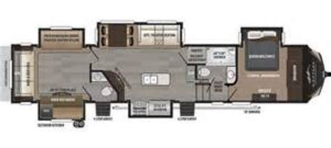 montana 5th wheel floor plans 2017 keystone montana high country 362rd cing world