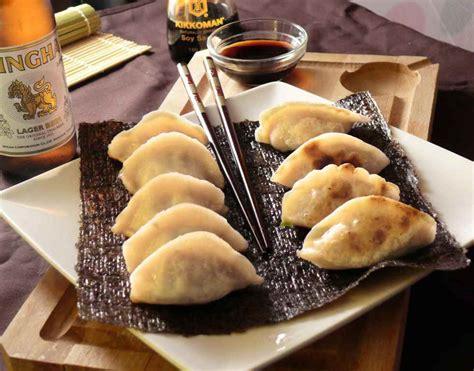 cuisine thermomix receta de cocina japonesa gyozas caseras con thermomix