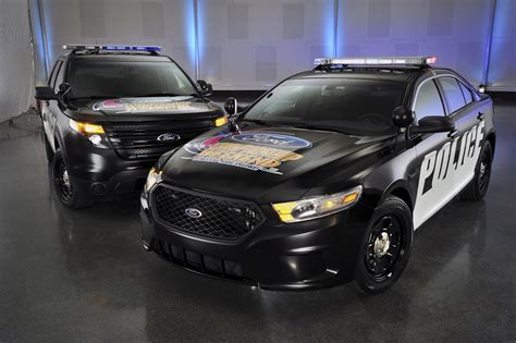 Chicago Police Department Orders 500 New Ford Police