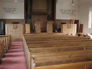 Church Pews Archives