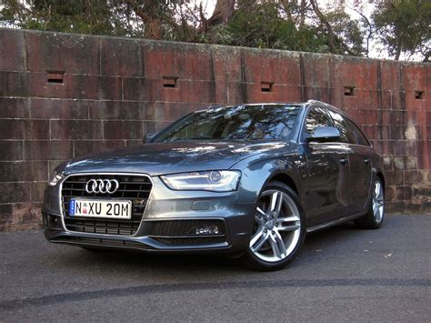 Review Audi A4 by Audi A4 Avant Review Caradvice
